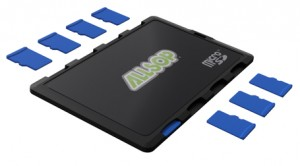 DiMeCard™ micro8™ microSD Card Holder For Retailers